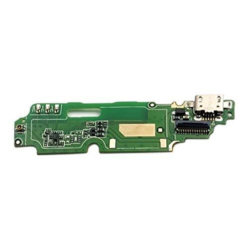 PENGCHUAN Partes de reparación de teléfonos móviles Placa de Puerto de Carga for Alcatel Pop 4 5051D 5051X 5051