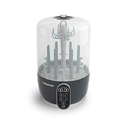 Babymoov Turbo Pure 2-in-1 Sterilisator & Flaschentrockner