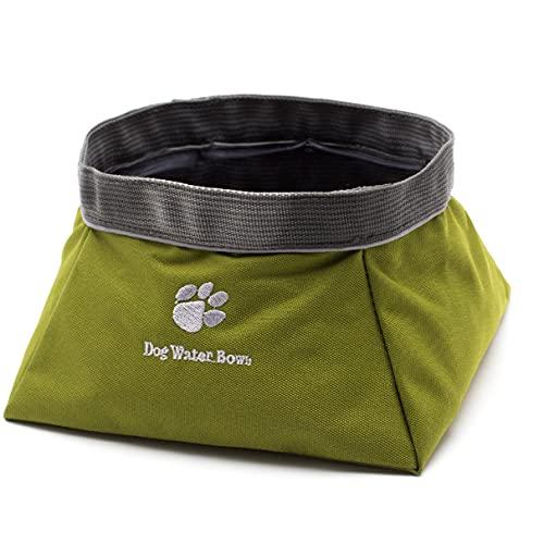 Cuenco De Gato, Plegables De Viaje para Comida para Mascotas A Prueba De Agua Al Aire Libre Portátil Cachorros Gatitos Plato para Beber Agua Comedero Perros Tela Plegable