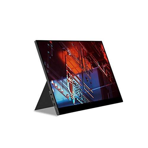 FSAQ Tragbares Display, Tragbarer Monitor, 13,3-Zoll-PS4-Gaming Portable-Display, FHD (1920 X 1080), Switch Direkt An NS-Laptop-Externe Erweiterungsanzeige IPS-Bildschirm HDMI (Color : Normal)