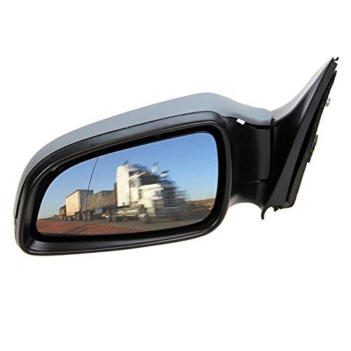 Außenspiegel Spiegel links asphärisch beheizbar grundiert für elektr.Spiegelverstellung