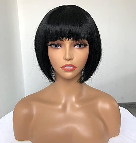 Chinese bob wig _image0