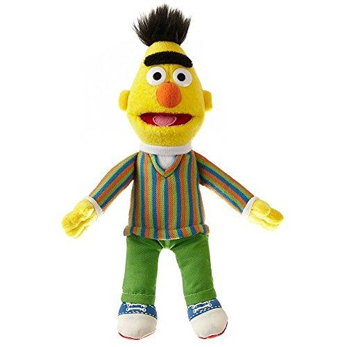 Living Puppets kleine Plüschfigur Bert aus der Sesamstraße 23 cm