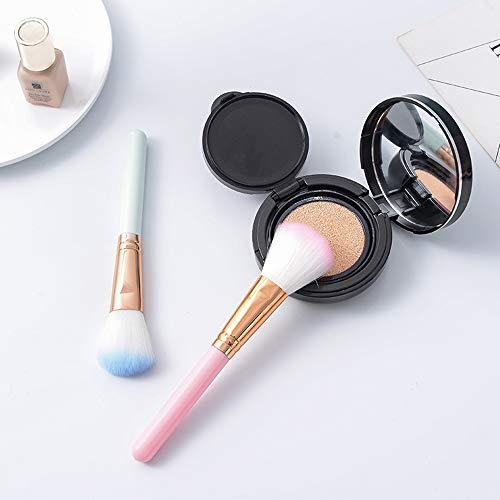 Hot Koop Nieuwste Professionele Make-up Cosmetische Blush Brush Foundation Wenkbrauw Poeder Borstels Beginner