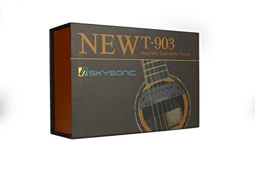 SKYSONICT-903アコースティックギター用ピックアップ