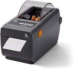 Zebra ZD410 Direct Thermal Desktop Printer Print Width of 2 in USB Connectivity ZD41022-D01000EZ (Renewed)