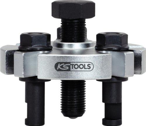 KS Tools 150.3130 Extractor de poleas, regulable (tamaño: 90 mm), 90mm