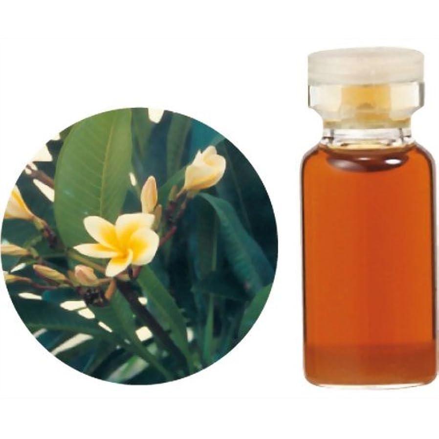 持つ勇気のある適応的生活の木 C 花精油 フランジュパニ アブソリュート (25%希釈) エッセンシャルオイル 3ml