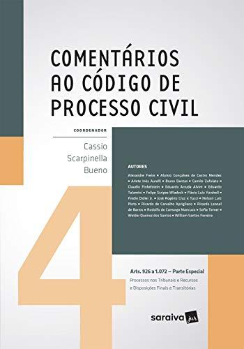 Comentários ao Código de Processo Civil Vol. 4
