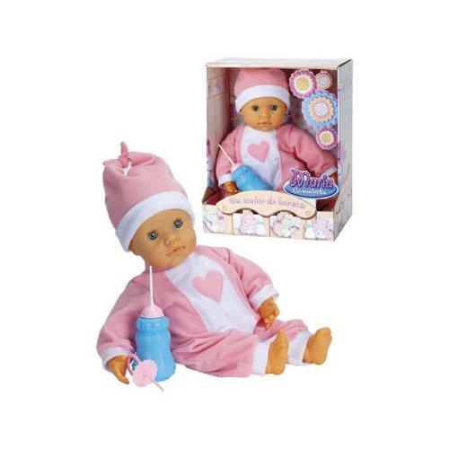 Falca – A0904601 – Puppe und Spielpuppe – Baby – Gourmand