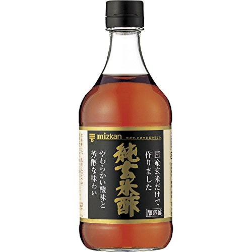 ミツカン 純玄米酢 500ml