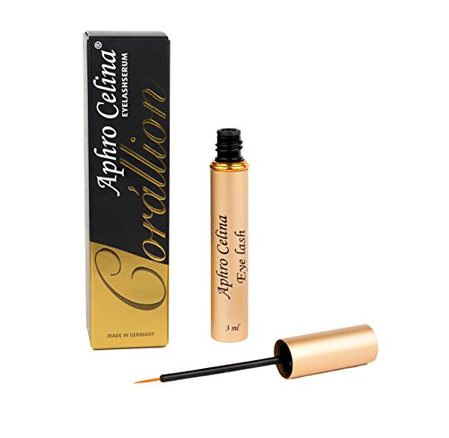 Aphro celina Corállion Eyelashserum,1er Pack (1 x 3 ml)