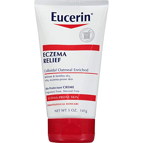 Eucerin Eczéma Relief Crème Corps - 5 oz, Lot de 4