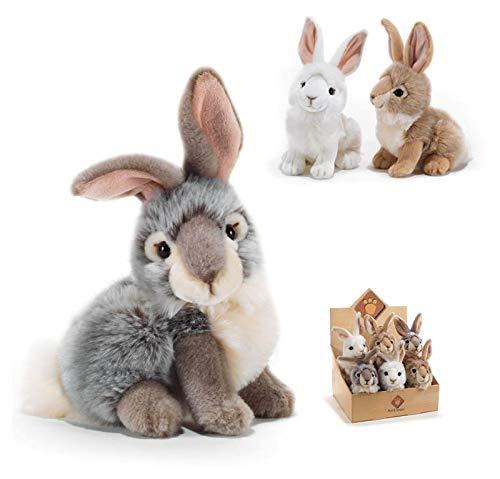 Plush–15732–Peluche de Conejo Natural–LAPO–20cm