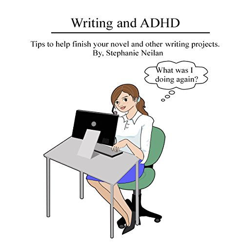 Writing and ADHD cover art