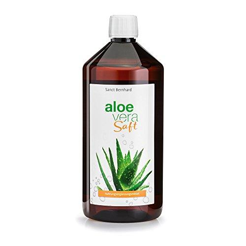 Sanct Bernhard Aloe-Vera-Saft IASC-Qualität