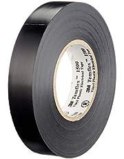 3M TSCH1525 Temflex 1500 Vinyl elektrische isolatietape, 15 mm x 25 m, 0,15 mm, zwart