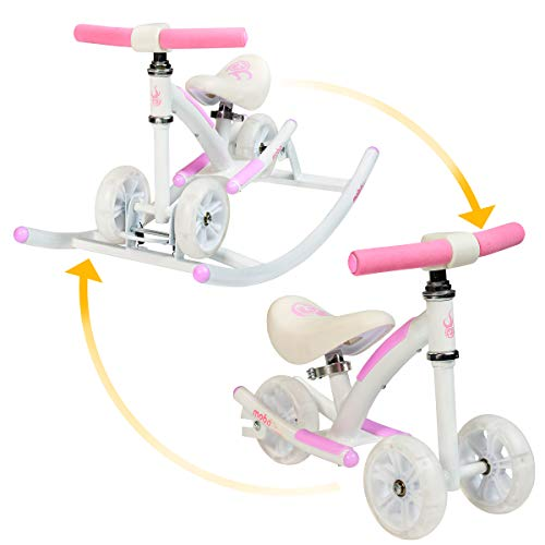 Mobo Wobo Rocking Horse Ride On & Baby Balance Bike
