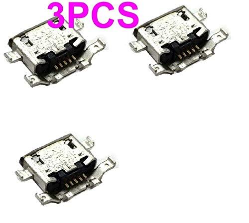 Micro USB Charging Sync Data Port Charger Dock Connector for Motorola Moto G Plus (4th Gen) XT1644 and Moto G4 Plus XT1641 -  PHONSUN, 43235-45937