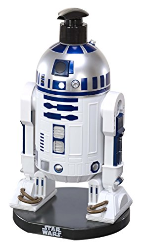 Star Wars R2D2 Gel de Baño y Champú - 500 ml