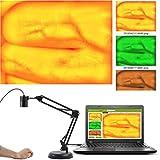 Visor infrarrojo del detector venoso, generador de imágenes