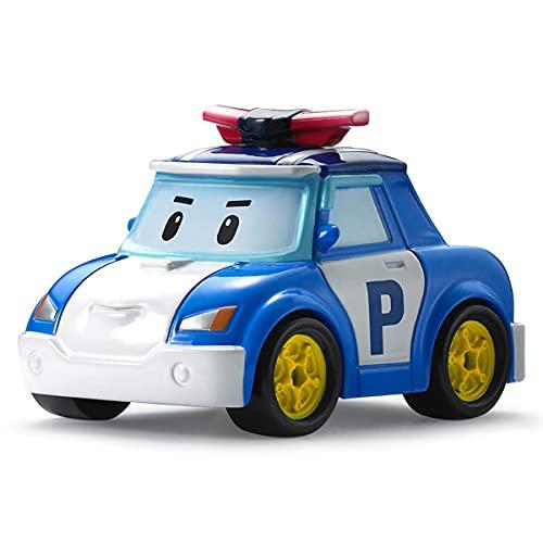 Robocar Poli -Korean Made TV Animation Toy- Poli (Diecasting/Non-Transformer)