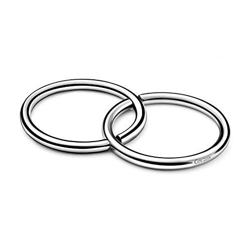 Couzon Duo - Dessous de plat anneaux