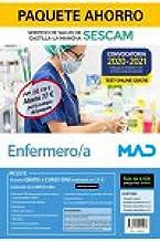 Paquete Ahorro y Test online GRATIS Enfermero/a del Servicio de Salud de Castilla-La Mancha (SESCAM). Ahorra 77 € (incluye...