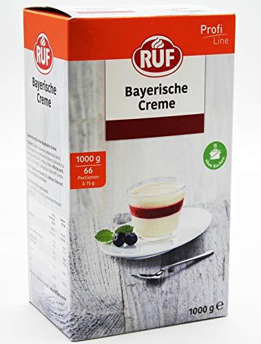 RUF Bayerische Creme, 10er Pack (10 x 1 kg)