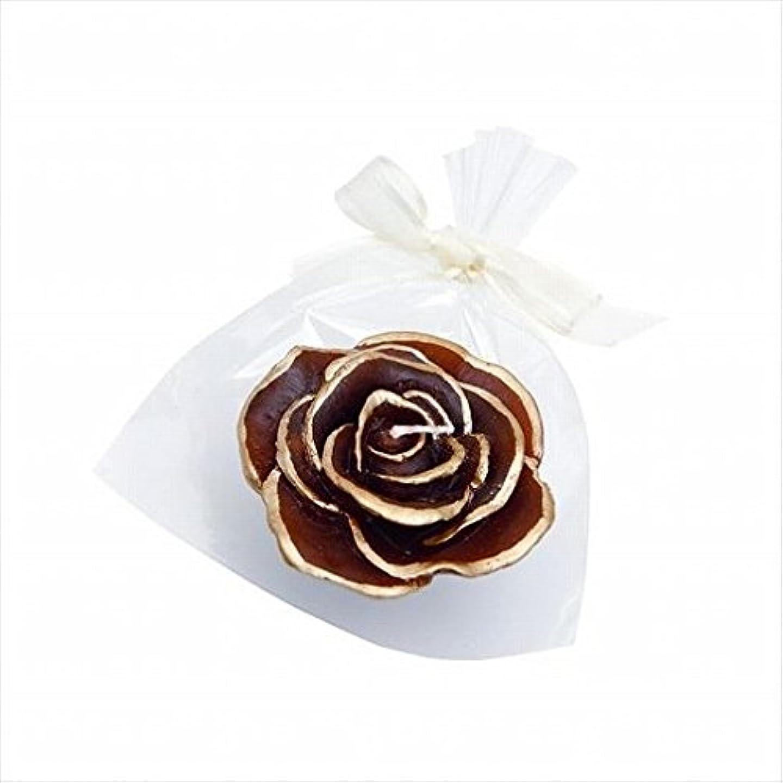 誘発する強盗一節kameyama candle(カメヤマキャンドル) プリンセスローズ 「 チョコレート 」(A6390500CH)