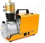 300BAR Alta Presión Compresor de Bomba de Aire Eléctrico Bomba 4500PSI PCP Compresor de Aire