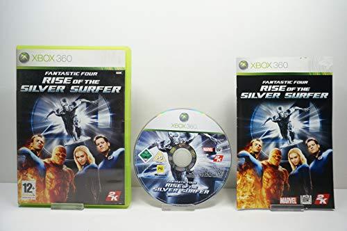 2K Fantastic Four - Juego (Xbox 360, ITA, Xbox 360)