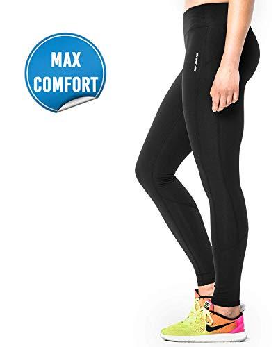 REP AHEAD Tights – Innovative Damen Leggings für Harte Workouts – Perfekt geeignet für Crossfit | Fitness | Gym | Gewichtheben |...