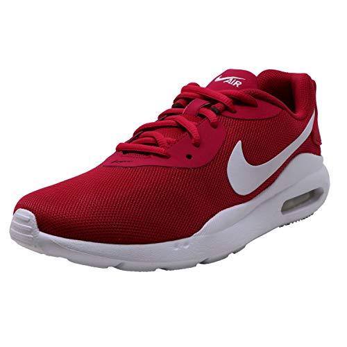 Nike Womens Air Max Oketo Mesh Comfort Running Shoes Pink 9 Medium (B,M)