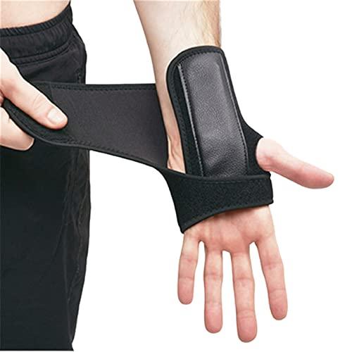 Hand pols brace ondersteuning, verwijderbare spalk, voorkomen polsblessure, palmband, verlichten voor carpaal tunnel syndroom, tendonitis en artritis pijn,Right hand