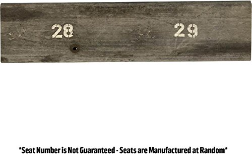 Notre Dame Fighting Irish Generic Double Stadium Bench - Random Number - Other College Game Used Items