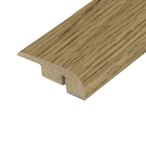Laminat-Türleisten-Endprofil Moonlight Oak LD13, 0,9 m, 900 mm, passend zu Krono Quickstep und vielen weiteren Bodenmarken