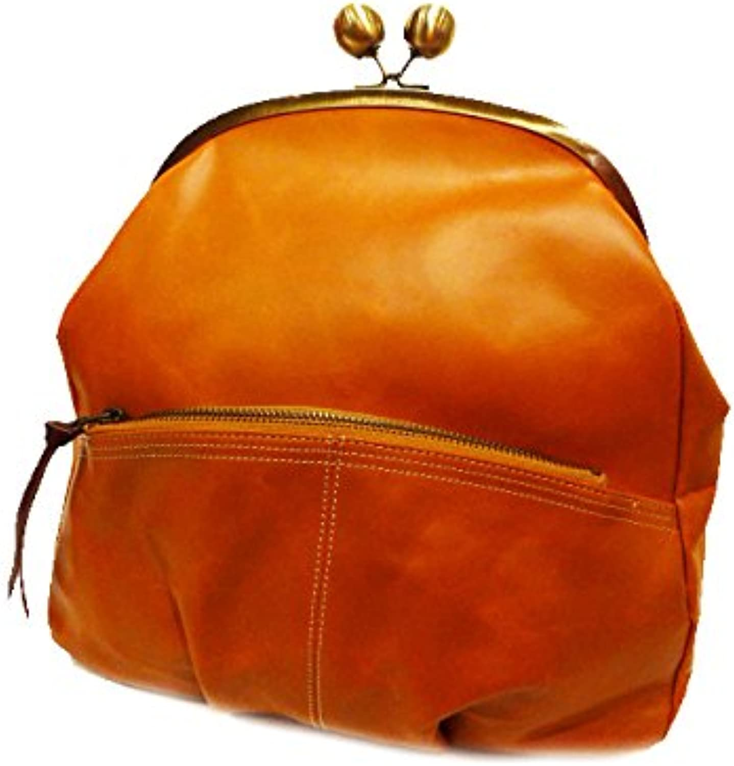 [Lily] LILY Laisser Faire Lesse Fail SB006153 CUZZ Genuine leather squirrel backpack