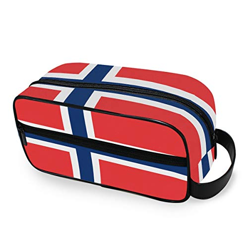 Kulturbeutel, Norwegen Flagge