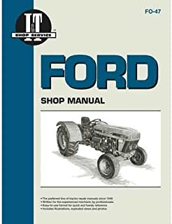 All States Ag Parts I&T Shop Manual Ford 4630 4630 3930 3930 3230 3230 3430 3430 4830 4830