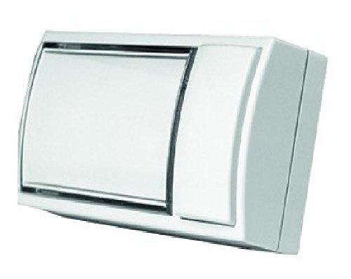 Grothe Grot 2154 51011 Klingeltaster Montilux 1-Fach weiß