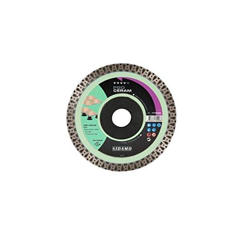 Sidamo–Diamant-Trennscheibe für Pro D.230x 22,23x H 10mm Steingut Nasenbeutler/Panel–11130029–Sidamo