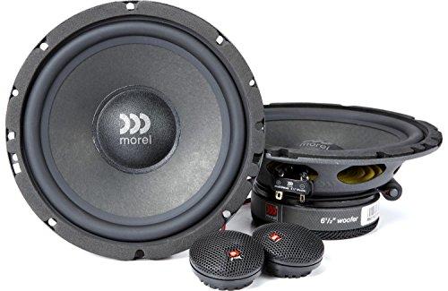 Morel Maximus - Kit de dos vías de 16,5 cm, 165 mm, 90 W, para coche, alta eficiencia