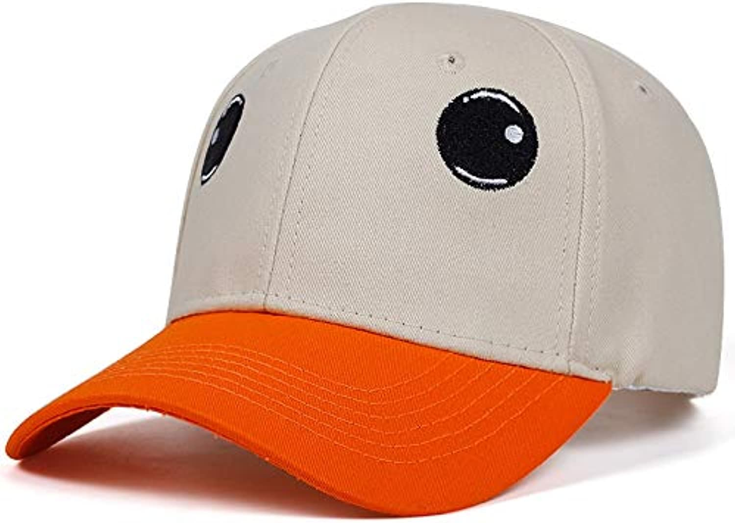 Chlally Unisex Cute Duck Embroidery Adjustable Hat Men Handsome Cotton Baseball Cap Women Fashion Hip hop caps