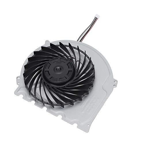 Sutinna Ventilador de refrigeración para PS4, Reemplazo Interno Delgado del Kit de Ventilador de refrigeración con Destornillador Apto para PS4 Slim 2000