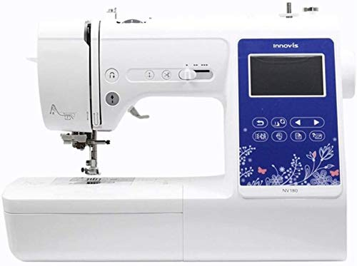 Bolsa de costura Máquina de coser, hogar de la computadora automática máquina del bordado, de múltiples funciones de escritorio Vendo Máquina 42x30x19cm Máquina de reparación ( Size : 42x30x19cm )