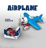 Coolle Jouet d'avion à hélice Avion Jouets pour Tout-Petits Enfants Garçons Filles Enfants 2 Ans et Plus Couleur au Hasard...