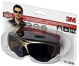 3M FUELX2BR - Gafas de seguridad con protección...