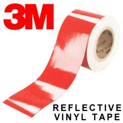 StickersLab - Cinta adhesiva reflectante