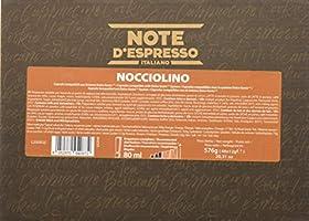 Note D'Espresso - Cápsulas Exclusivamente Compatibles con cafeteras de cápsulas Nescafé* y Dolce Gusto*